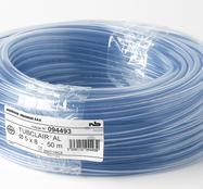 Pvc-hose 5*8mm oilresistant, 1 m