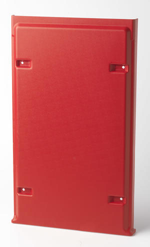 Panelfront WinMaster, red
